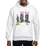 Easter Island Hooded Sweatshirt
