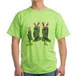 Easter Island Green T-Shirt