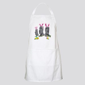 Easter Island BBQ Apron