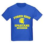Fork High Kids Dark T-Shirt