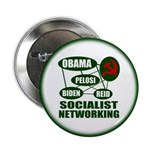 "Socialist Networking 2.25"" Button"