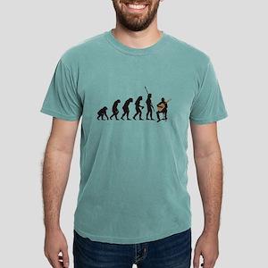 Classical Guitarist Mens Comfort Colors® Shirt