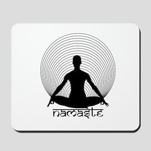 Namaste Mousepad