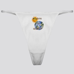 Powered By Nature Classic Thong