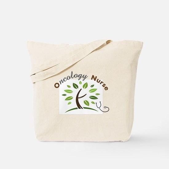Oncology Nurse Tote Bag