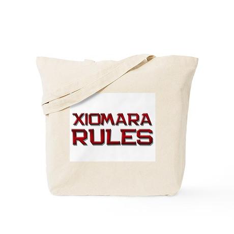 xiomara rules Tote Bag