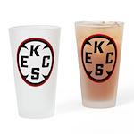Exigent Circumstances Drinking Glass