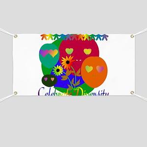 Celebrate Diversity Banner