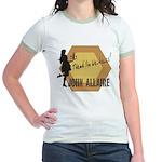 John Allaire Jr. Ringer T-Shirt