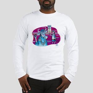 8x10 hippie cows shirt Long Sleeve T-Shirt