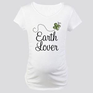 Earth Lover Maternity T-Shirt