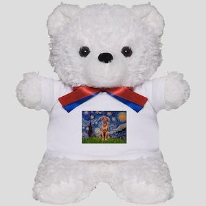 Starry / R Ridgeback Teddy Bear