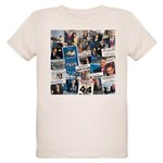 Historic Inauguration Memorab Organic Kids T-Shirt