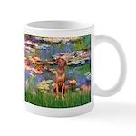 Lilies / R Ridgeback Mug