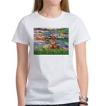 Lilies / R Ridgeback Women's T-Shirt