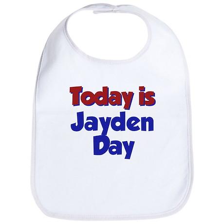 Today Is Jayden Day Bib
