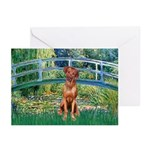 Garden / R Ridgeback Greeting Cards (Pk of 20)
