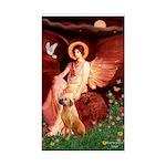 Angel / R Ridgeback Sticker (Rectangle)