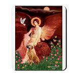 Angel / R Ridgeback Mousepad