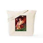 Angel / R Ridgeback Tote Bag