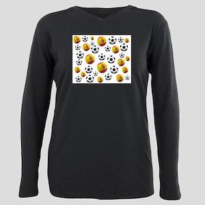 Spain Soccer Balls T-Shirt