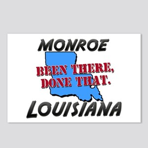 monroe louisiana - been there, done that Postcards