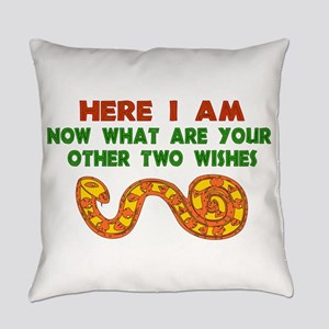 Home For Kwanzaa Everyday Pillow