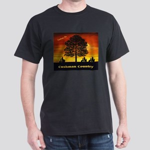 Hometown T's by Marcia Dark T-Shirt