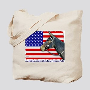 Nothing beats the American Mule Tote Bag