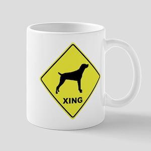 Mountain Cur Crossing Mug