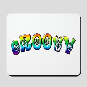 Groovy Mousepad