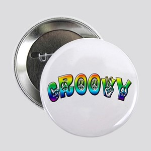 "Groovy 2.25"" Button (10 pack)"