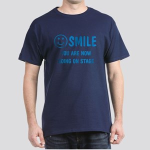 Smile! :) Dark T-Shirt
