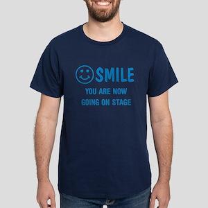 Smile! :) Dark T-Shirt