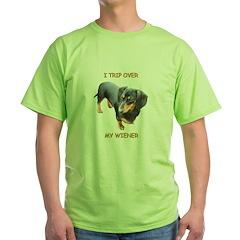 I Trip Wiener T-Shirt