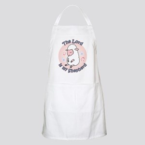 Lord Is My Shepherd BBQ Apron