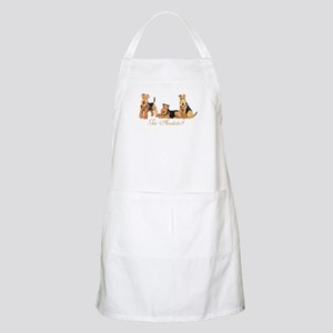 Got Airedale Terriers? BBQ Apron