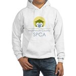 MCSPCA Logo Hooded Sweatshirt