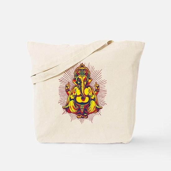 Power of Ganesh Tote Bag