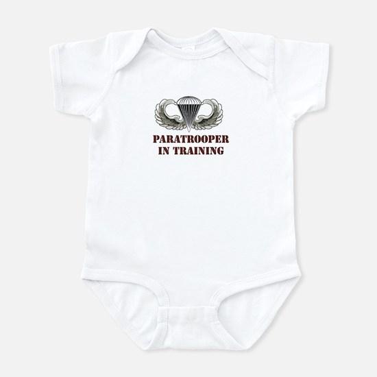 Paratrooper in Training Infant Bodysuit