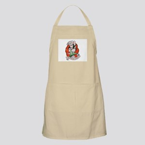 Captain Larrys Cooking with Mara Apron