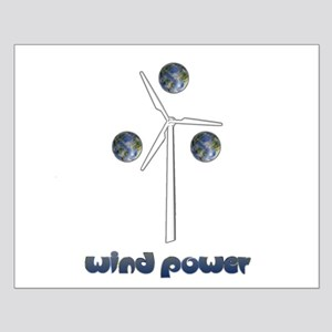 Wind Power Small Poster