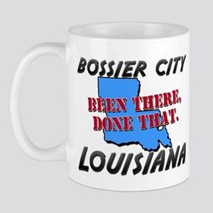 bossier city louisiana - been there, done that Mug