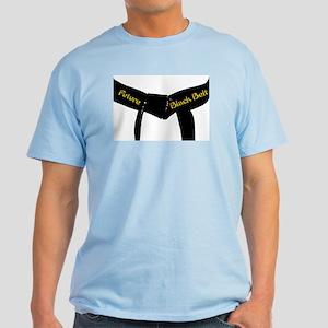 Future Black Belt Light T-Shirt