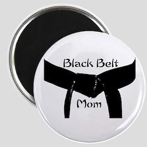 Black Belt Mom Magnet