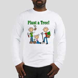 Plant a Tree Long Sleeve T-Shirt