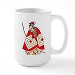 2-RedSamurai Mugs