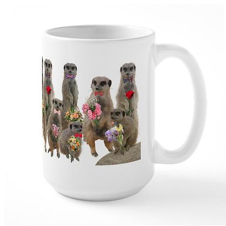 Meerkat Large Mug