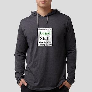 alandarco2209 Mens Hooded Shirt