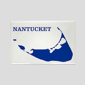 Nantucket Island - Blue Magnets